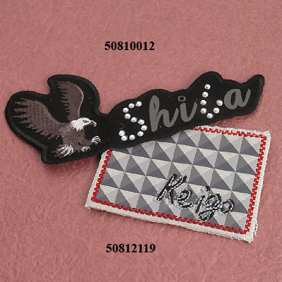 Embroidered Labels